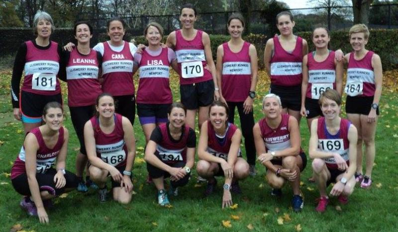 LLISWERRY RUNNERS SHINE AT THE EAST WALES CROSS COUNTRY CHAMPIONSHIPS